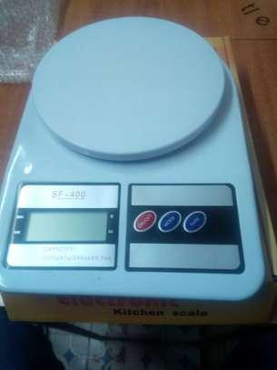 Digital Weighing Scale image 5