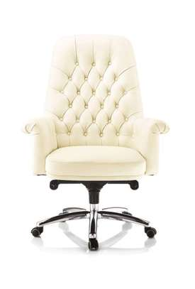 Emperor High Back Leather Office Chair image 2