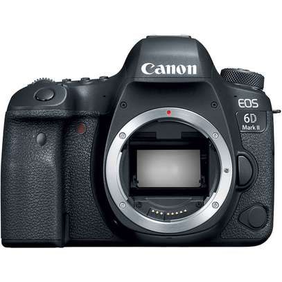 Canon EOS 6D Mark II DSLR Camera (Body Only) image 1