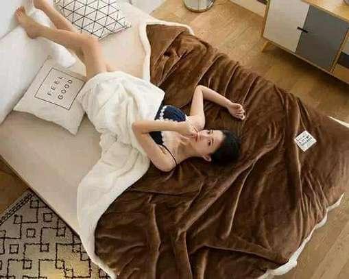 Fleece blankets image 1