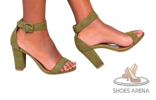 Elegant Chunky Heels image 10
