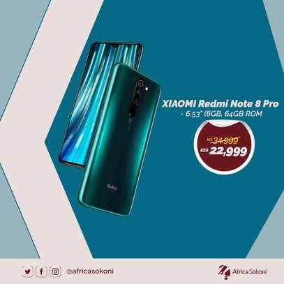 XIAOMI Redmi Note 8 Pro image 1