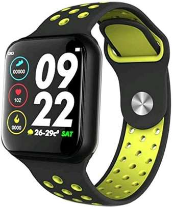 Ficate F8 Smartwatch Pro - Active Calling, Fitness and Health image 5