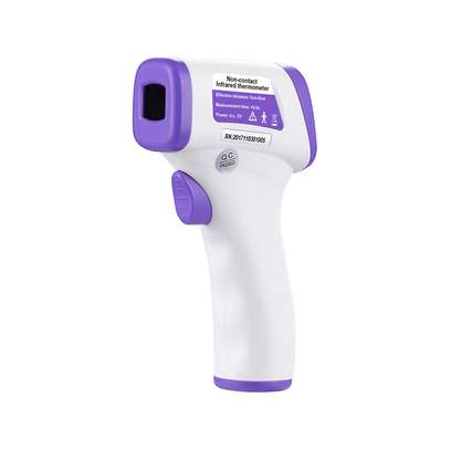 infrared professional handheld non-contact forehead baby adult infrared thermometer image 2