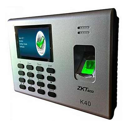 Biometric Staff Time and Attendance Terminal image 1