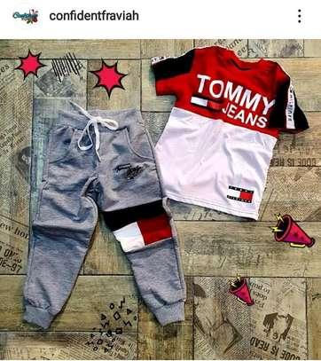 Fancy classy little boys clothes image 4