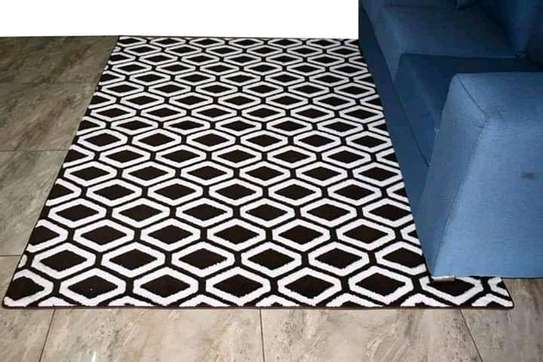 5 by 8 Non Fluffy Carpets image 5