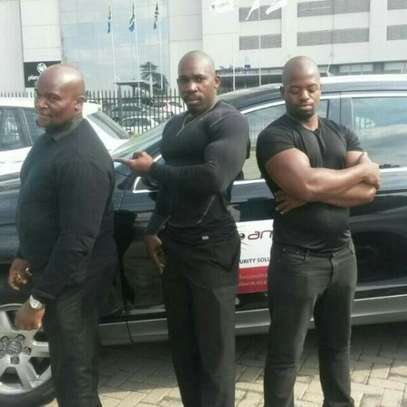 Security Escort Service, Close Protection/Body Guarding