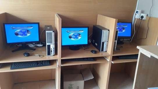 "Hp or Dell Desktop/ Dual core / 250gb/2gb Ram/17""  Preinstalled CLEAN EX UK image 1"