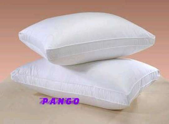 Microfibre pillows image 1