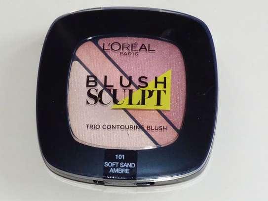 Loreal Blush Sculpt Trio Contouring Blush image 2
