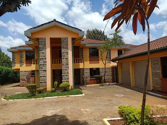5 bedroom house for rent in Runda image 3