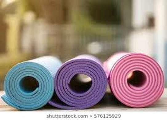 Sturdy yoga mats image 3