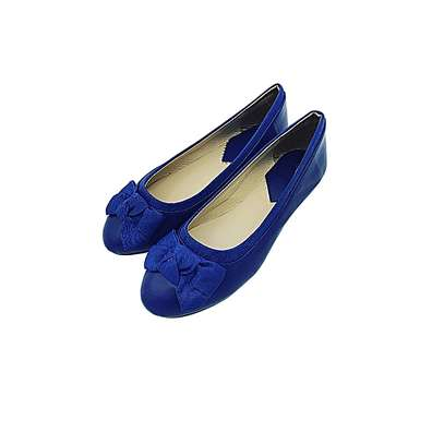 Closed Toe Women's Doll Shoes. image 1
