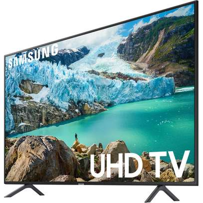 Samsung 65 Inch LED TV 4K UHD Smart Digital (2019 MODEL) UA65RU7100K image 2