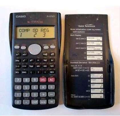 Casio Scientific Calculator image 1