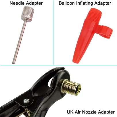 Portable High Pressure Mini Air Pump image 4