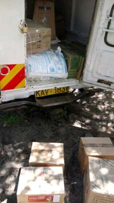 Moving and logistics services image 2