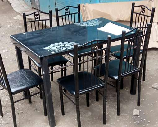 2020 souvenir 6 seaters dining table