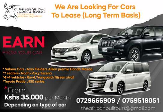 CARS TO LEASE image 1