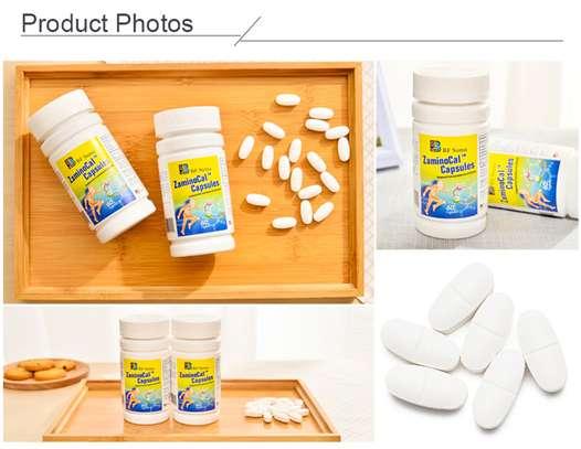Zaminocal plus Capsules; 60 Capsules/ Bottle, By BF Suma image 4