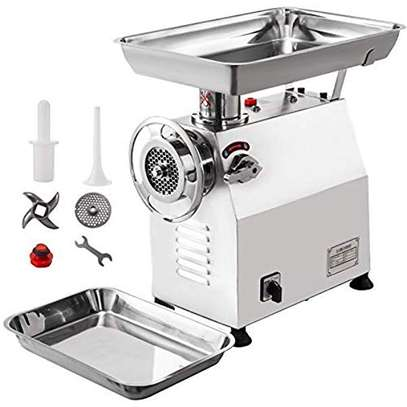 M12 Electric Meat Grinder Stainless Steel. image 1