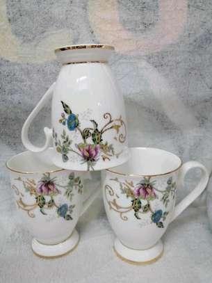 Bone china cups image 3