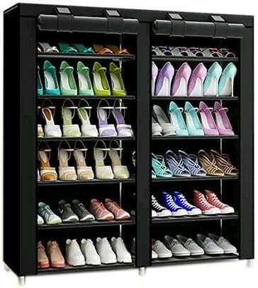 Executive Portable Quality Shoe Rack image 7