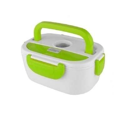 Electric Lunch Box - Green image 1