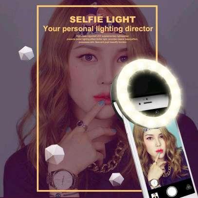 selfie ring light for phone image 1