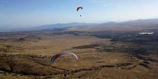 Paragliding Kerio Valley