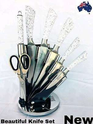 kitchen knives image 1