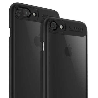 AUTO FOCUS Transparent Shockproof Silicone Phone Case For iphone x xs max xr Coque Cover For iphone 6 7 8 6splus 7plus image 5