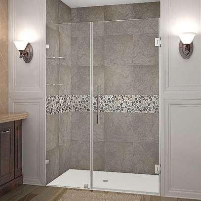 luxurious shower enclosure. image 3