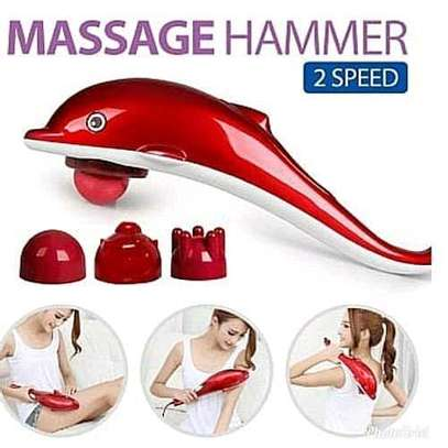 Dolphin infrared massager available image 1