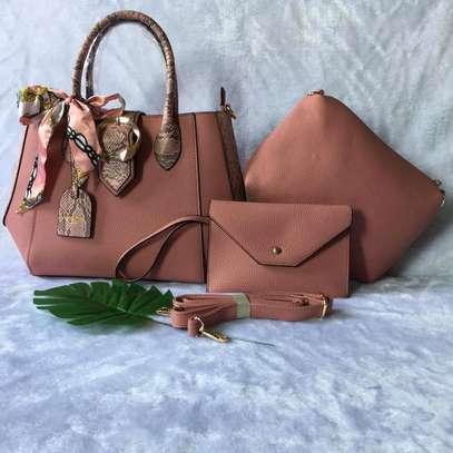 Pure leather Handbags image 2
