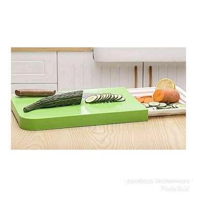 sliding chopping board image 3