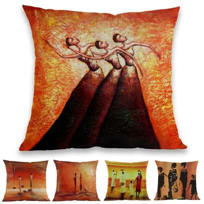 AFRICAN THEME PILLOWS image 4