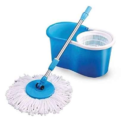 Magic Spin Mop Automatic
