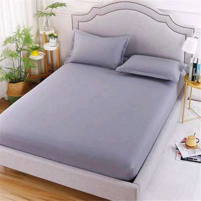 Fitted cotton bedsheets image 2