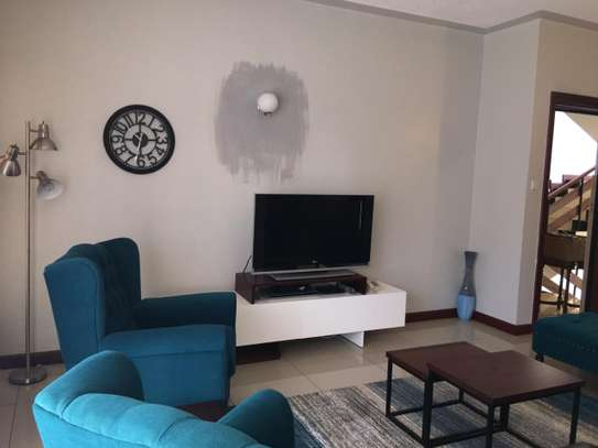 Furnished 2 bedroom apartment for rent in Rhapta Road image 4