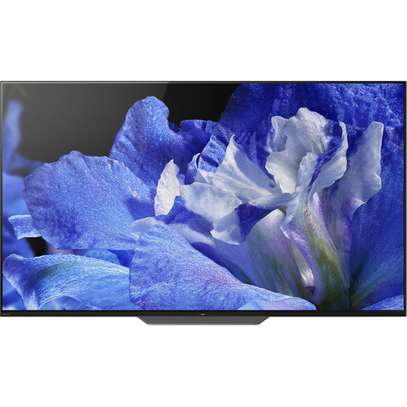 Sony 55 Inch A8F-Series HDR UHD Smart OLED TV-55A8F image 1
