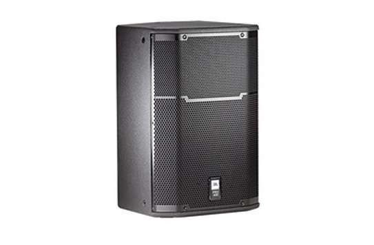 JBL Professional PRX415M Portable 2-way Passive Utility Stage Monitor and Loudspeaker System, 15-Inch, Black image 1
