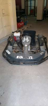 Nascar cart racing image 4