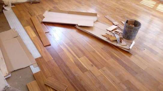 Wooden Floor Maintenance image 2