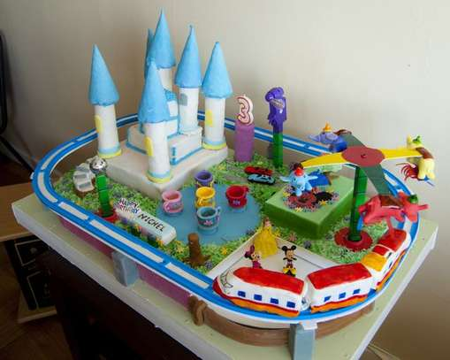 Disney decorated theme Cakes in Kenya image 1