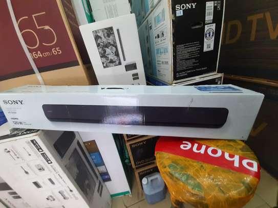 Sony 120W SOUND BAR, 2.1CH, BLUETOOTH, HDMI HT-S100F image 1