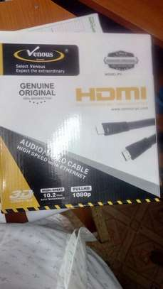 HDMI Cable 10M (10 Metre) High Speed to TV, DVD Player, Laptop, TV | by iChoos image 1