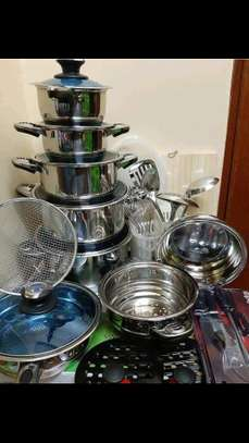 30 pcs Marwa cookware set