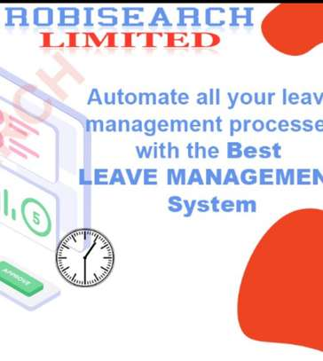 Company's Leave management system image 1